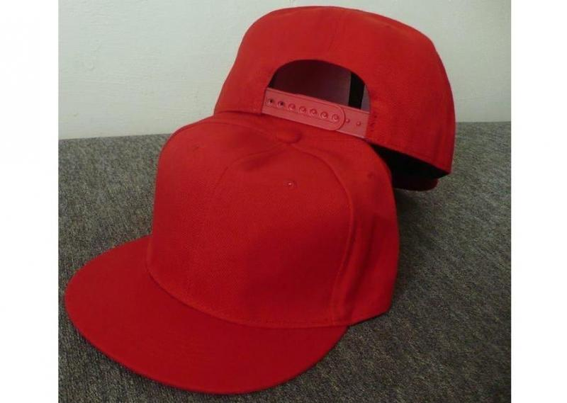 snapback k iltovka blank s497 red katalog hip hop. Black Bedroom Furniture Sets. Home Design Ideas