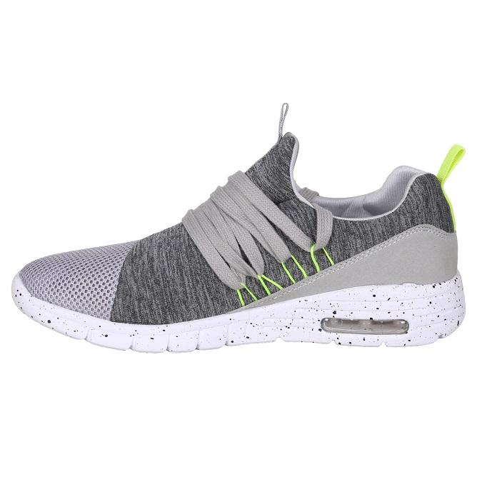 Boty HOODBOYZ Lined Sneaker Grey - 1140  1151801fbb