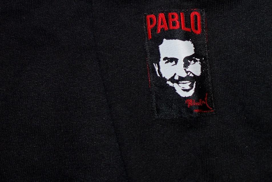 Pánská Mikina Pablo Escobar - Černá - 1490  973def5c16