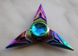 Fidget spinner -1216 - rainbow